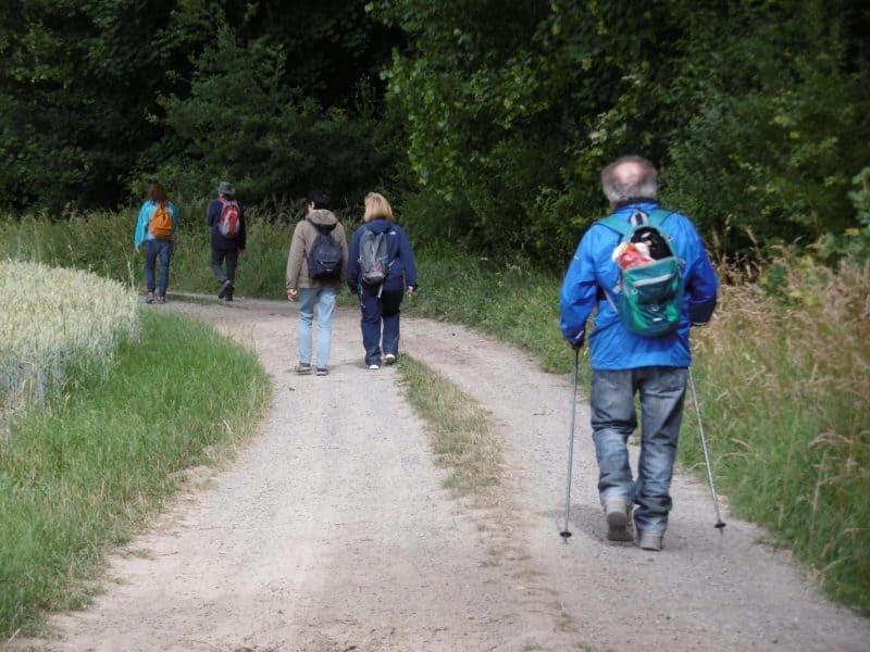 Pilgertag – Mit allen Sinnen die Natur genießen