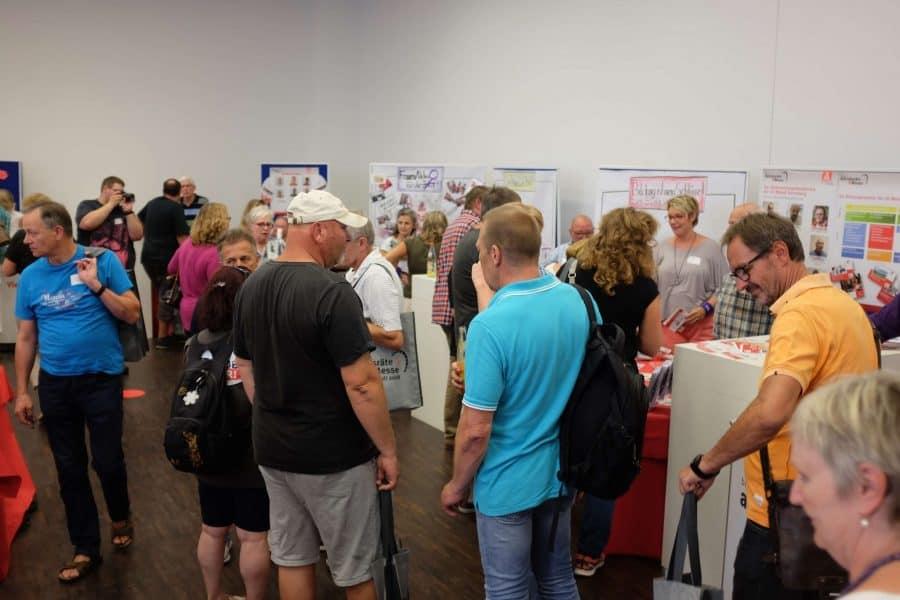 Der kda auf der Betriebsräte-Messe in Nürnberg