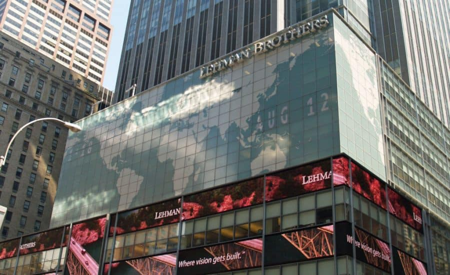 Was wurde aus den Versprechungen nach der Pleite von Lehman Brothers? – Teil 1