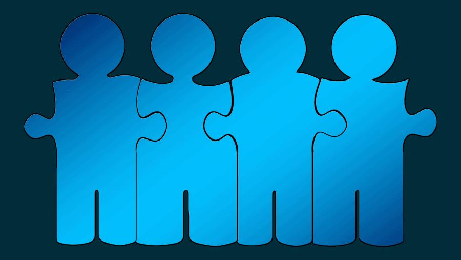Arbeit wichtiges Merkmal von Integration
