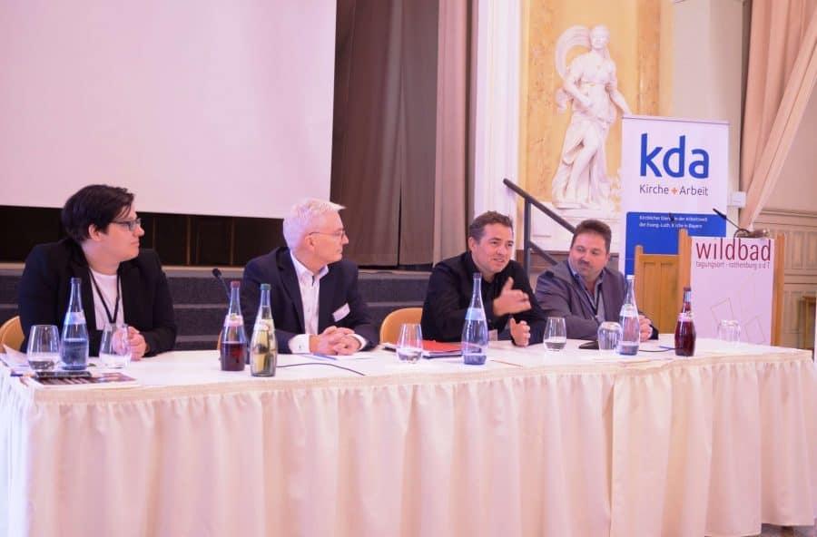 """""""Transfer und Tradition"""" beim 8. Forum Kirche-Wirtschaft-Arbeitswelt"""