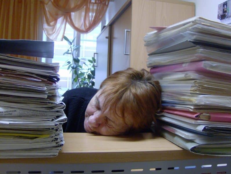 Burnout – darüber spricht man in der Arbeit (nicht)